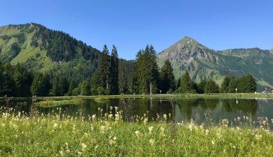 Lac de mines d'or